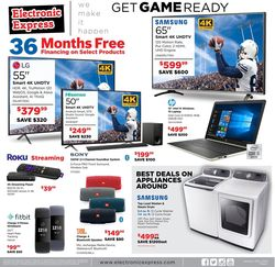 Electronic Express weekly-ad