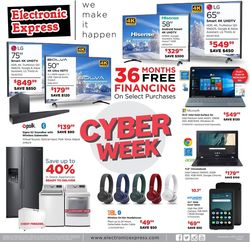 Electronic Express - Weekly Ad - frequent-ads.com