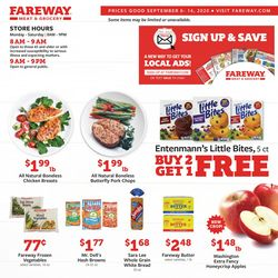 Catalogue Fareway from 09/08/2020