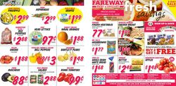 Catalogue Fareway from 09/09/2020