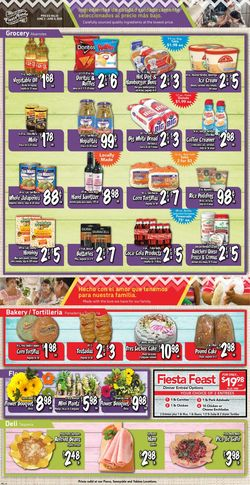 Catalogue Fiesta Foods SuperMarkets from 06/03/2020