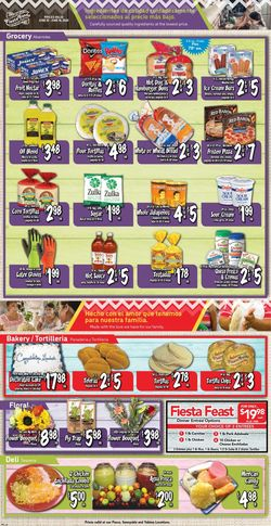 Catalogue Fiesta Foods SuperMarkets from 06/10/2020