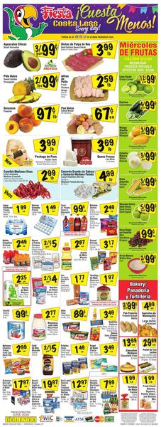 Current weekly ad Fiesta Mart