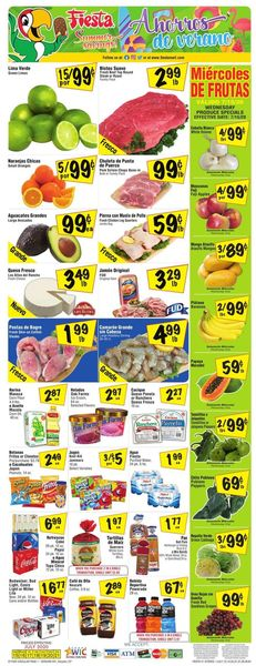 Catalogue Fiesta Mart from 07/15/2020