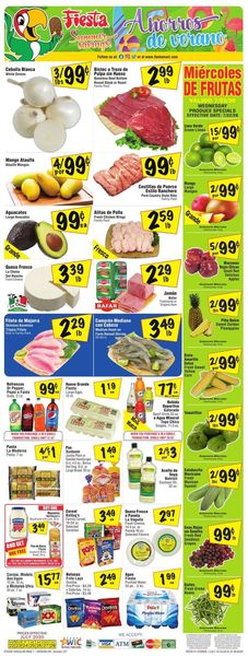 Catalogue Fiesta Mart from 07/22/2020