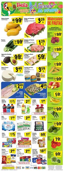 Catalogue Fiesta Mart from 07/29/2020