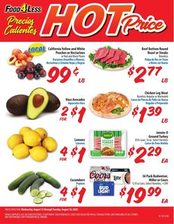 Current weekly ad Food 4 Less