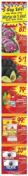 Catalogue Food City from 09/09/2020