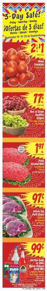Current weekly ad Food City