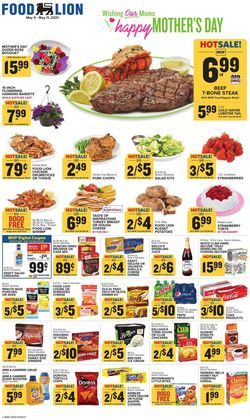 Catalogue Food Lion from 05/05/2021
