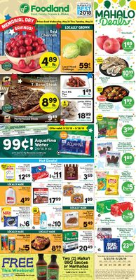 Foodland weekly-ad