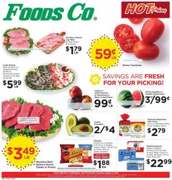 Current weekly ad Foods Co.