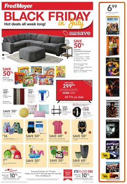 Catalogue Fred Meyer from 07/13/2019