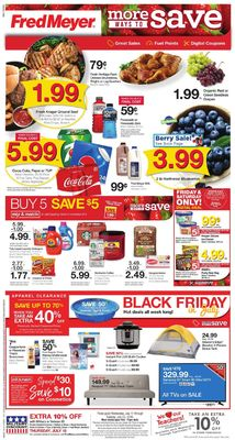 Catalogue Fred Meyer from 07/17/2019