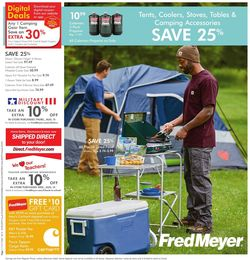 Fred Meyer Current weekly ad 07/28 - 07/30/2019 - frequent