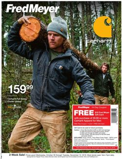Catalogue Fred Meyer from 10/30/2019