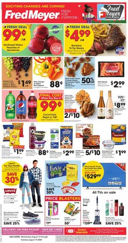 Catalogue Fred Meyer from 08/12/2020