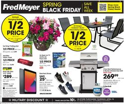 Catalogue Fred Meyer from 04/14/2021