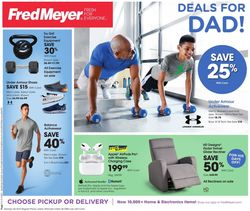 Catalogue Fred Meyer from 06/09/2021