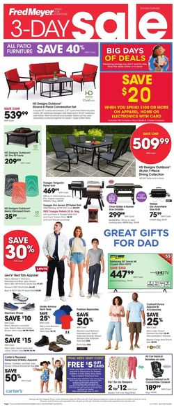 Catalogue Fred Meyer from 06/13/2021