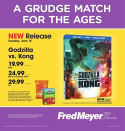 Catalogue Fred Meyer from 06/15/2021