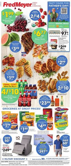Catalogue Fred Meyer from 06/16/2021