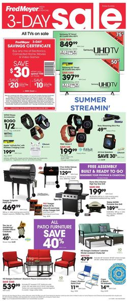 Catalogue Fred Meyer from 06/18/2021