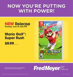 Catalogue Fred Meyer from 06/22/2021