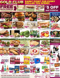 Catalogue Gerrity's Supermarkets from 07/04/2021