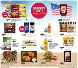 Catalogue Grocery Outlet from 09/02/2020