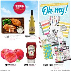 Catalogue Grocery Outlet from 09/09/2020