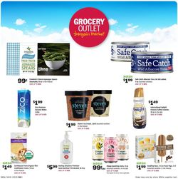 Catalogue Grocery Outlet from 09/16/2020