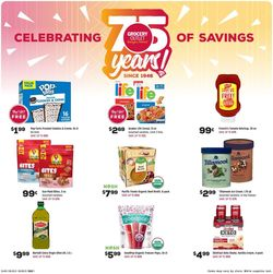 Catalogue Grocery Outlet from 06/02/2021