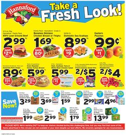 Catalogue Hannaford from 07/19/2020