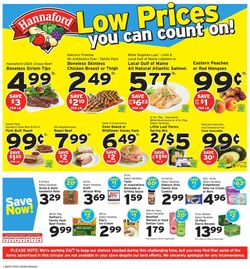 Catalogue Hannaford from 08/02/2020