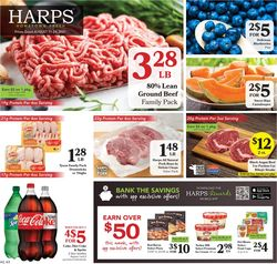 Catalogue Harps Foods from 08/11/2021