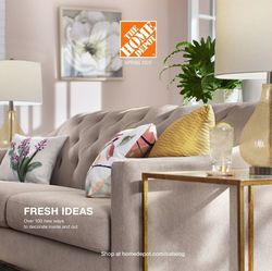 Catalogue Home Depot from 04/20/2020