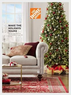 Current weekly ad Home Depot