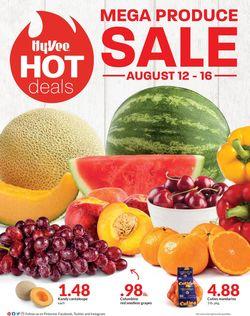 Catalogue HyVee from 08/12/2020