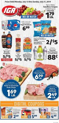 Iga Current Weekly Ad 07 01 07 07 2019 Frequent Ads Com