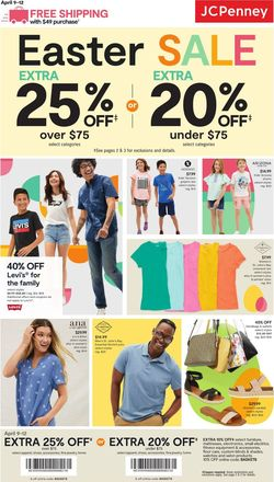 Catalogue JCPenney from 04/09/2020