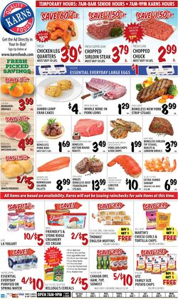 Catalogue Karns Quality Foods from 08/04/2020
