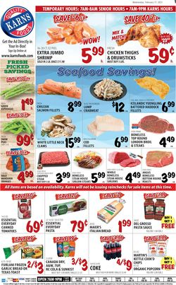 Catalogue Karns Quality Foods from 02/16/2021