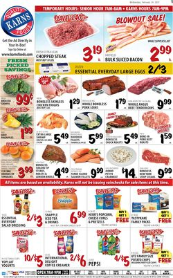 Catalogue Karns Quality Foods from 02/23/2021