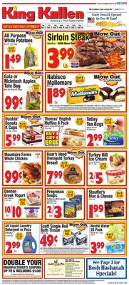 King Kullen weekly-ad