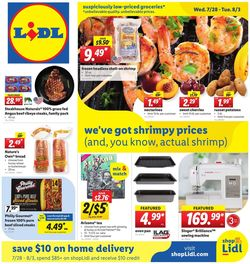 Current weekly ad Lidl