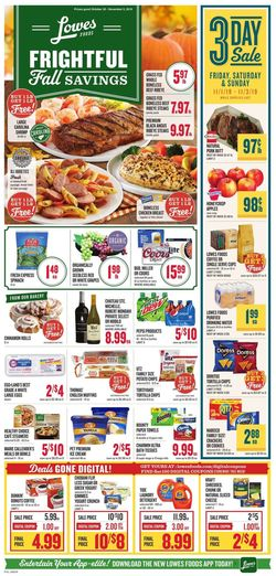 Lowes Foods - frequent-ads.com