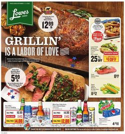 Catalogue Lowes Foods from 09/02/2020