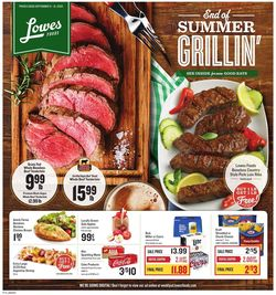 Catalogue Lowes Foods from 09/09/2020