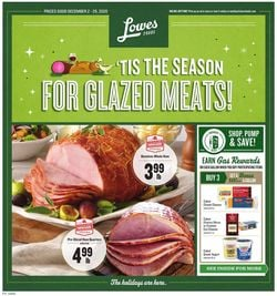 Catalogue Lowes Foods from 12/02/2020